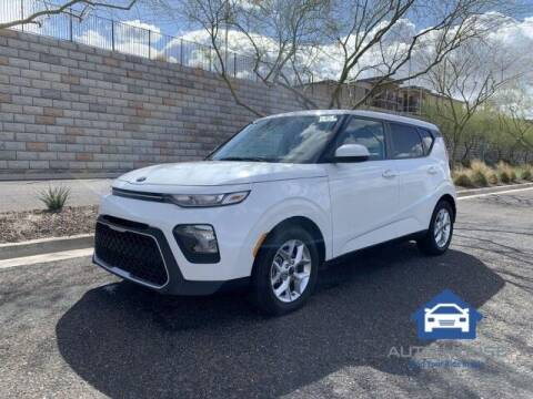 2020 Kia Soul for sale at Autos by Jeff Tempe in Tempe AZ
