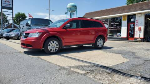 2014 Dodge Journey for sale at Tower Motors in Taneytown MD