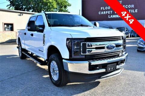 2018 Ford F-250 Super Duty for sale at LAKESIDE MOTORS, INC. in Sachse TX