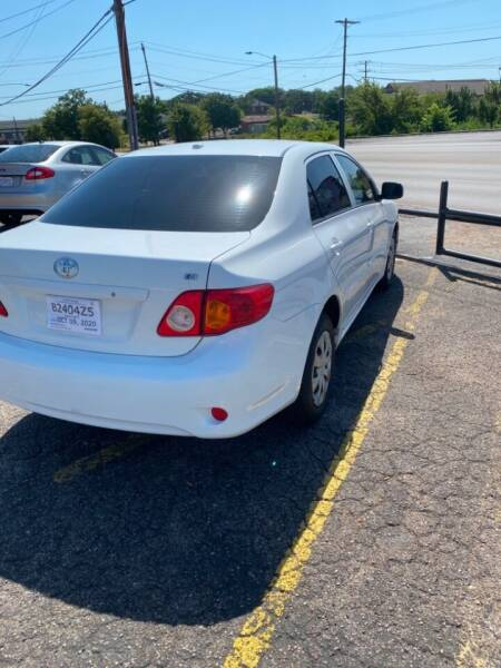 2009 Toyota Corolla 4dr Sedan 4A - Arlington TX