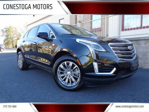 2017 Cadillac XT5 for sale at CONESTOGA MOTORS in Ephrata PA