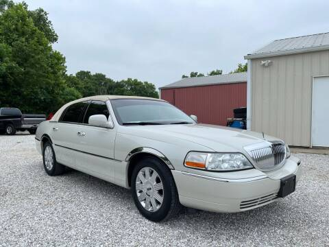 2004 Lincoln Town Car for sale at 64 Auto Sales in Georgetown IN