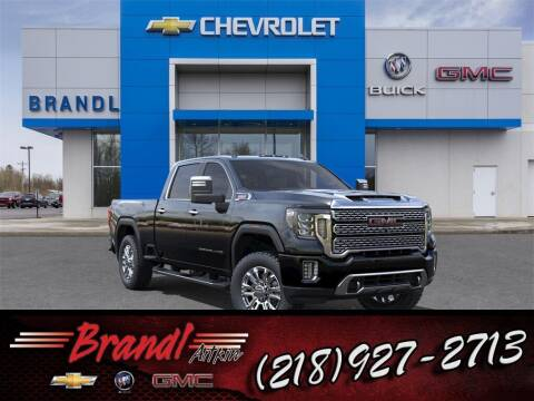 2021 GMC Sierra 3500HD for sale at Brandl GM in Aitkin MN