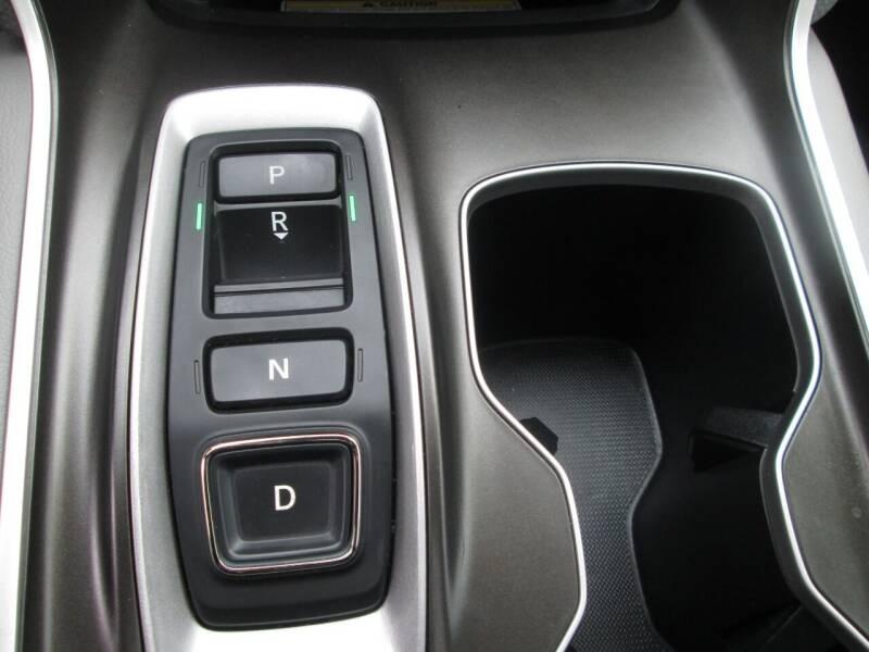 2019 Honda Accord Hybrid Touring 4dr Sedan - Lowell MA