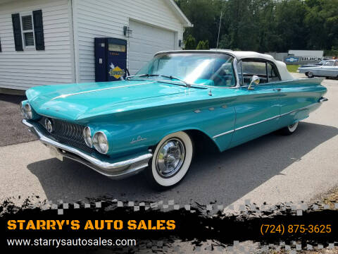 1960 Buick LeSabre for sale at STARRY'S AUTO SALES in New Alexandria PA