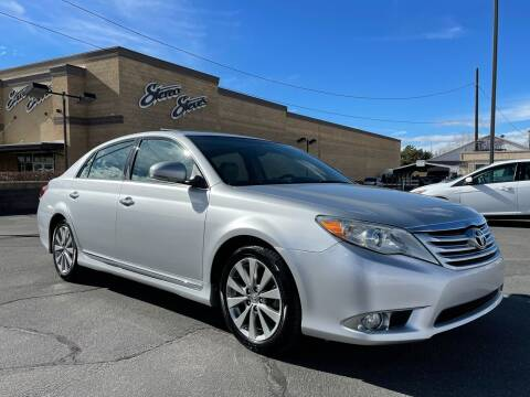 2011 Toyota Avalon for sale at Ultimate Auto Sales Of Orem in Orem UT