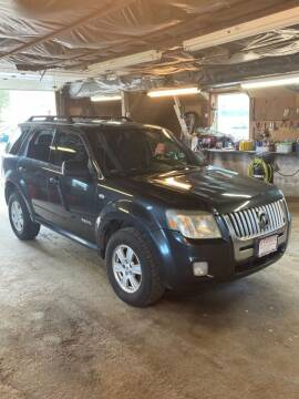 2008 Mercury Mariner for sale at Lavictoire Auto Sales in West Rutland VT