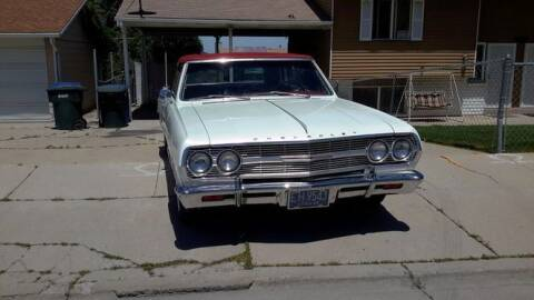 1965 Chevrolet Malibu for sale at Classic Car Deals in Cadillac MI