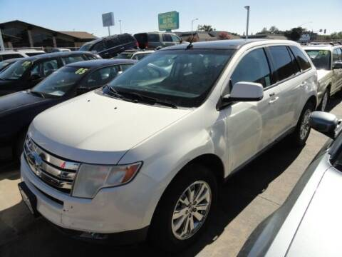 2008 Ford Edge for sale at Gridley Auto Wholesale in Gridley CA
