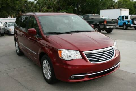 2016 Chrysler Town and Country for sale at Mike's Trucks & Cars in Port Orange FL