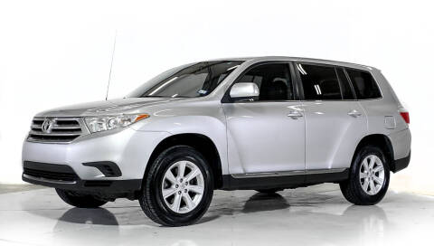 2012 Toyota Highlander for sale at Houston Auto Credit in Houston TX