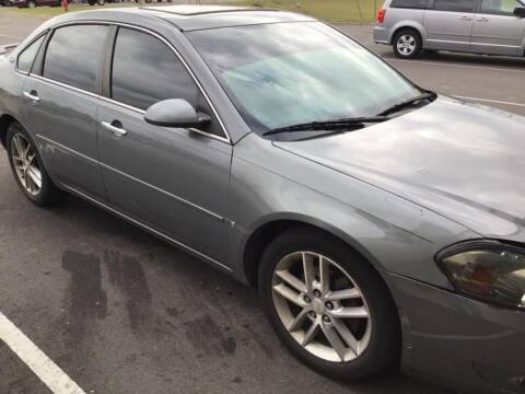 2008 Chevrolet Impala for sale at D & J AUTO EXCHANGE in Columbus IN