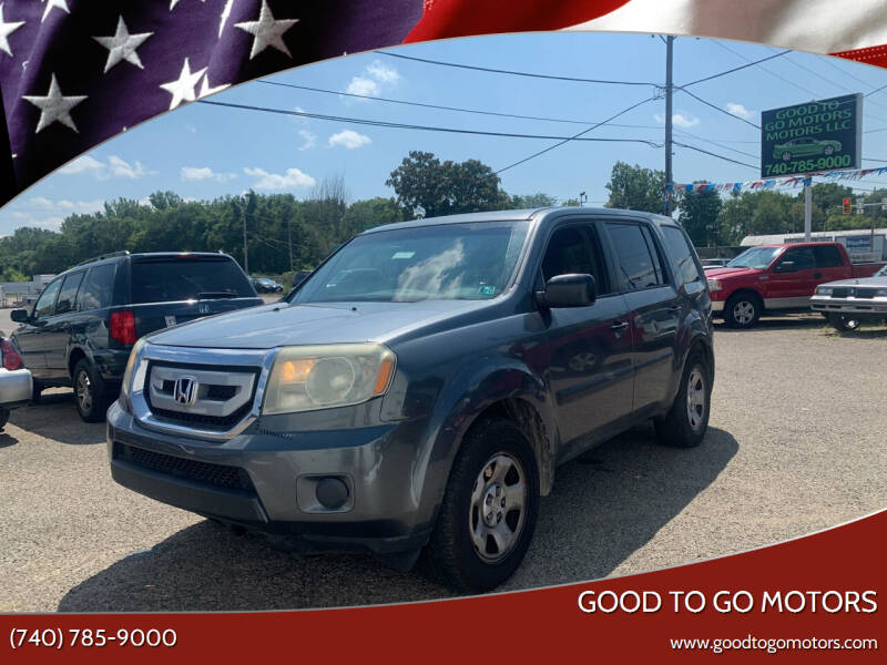 2010 Honda Pilot for sale at Good To Go Motors in Lancaster OH
