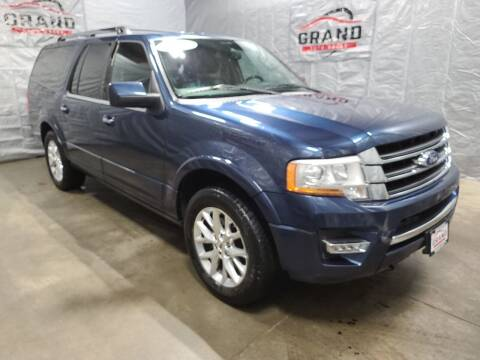 2015 Ford Expedition EL for sale at GRAND AUTO SALES in Grand Island NE