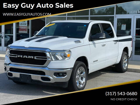 2019 RAM Ram Pickup 1500 for sale at Easy Guy Auto Sales in Indianapolis IN