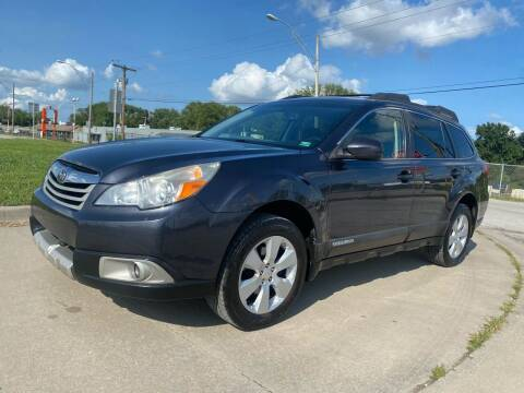 2012 Subaru Outback for sale at Xtreme Auto Mart LLC in Kansas City MO