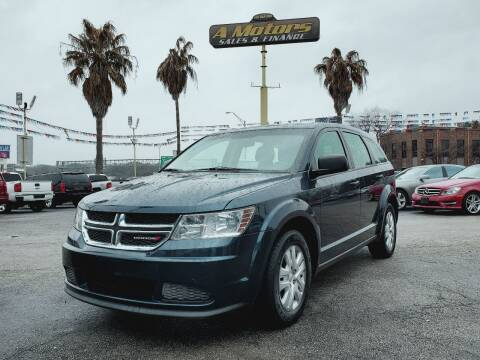 2014 Dodge Journey for sale at A MOTORS SALES AND FINANCE - 6226 San Pedro Lot in San Antonio TX