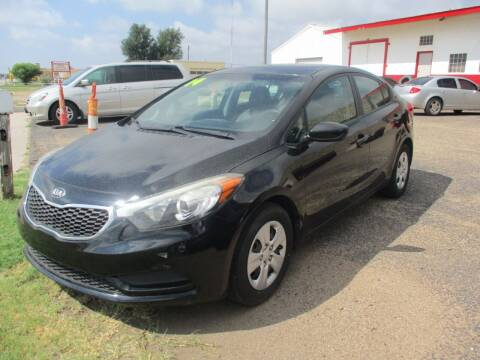 2014 Kia Forte for sale at Sunrise Auto Sales in Liberal KS