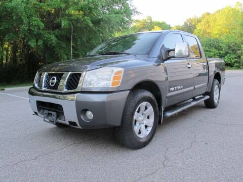 2006 Nissan Titan for sale at Best Import Auto Sales Inc. in Raleigh NC