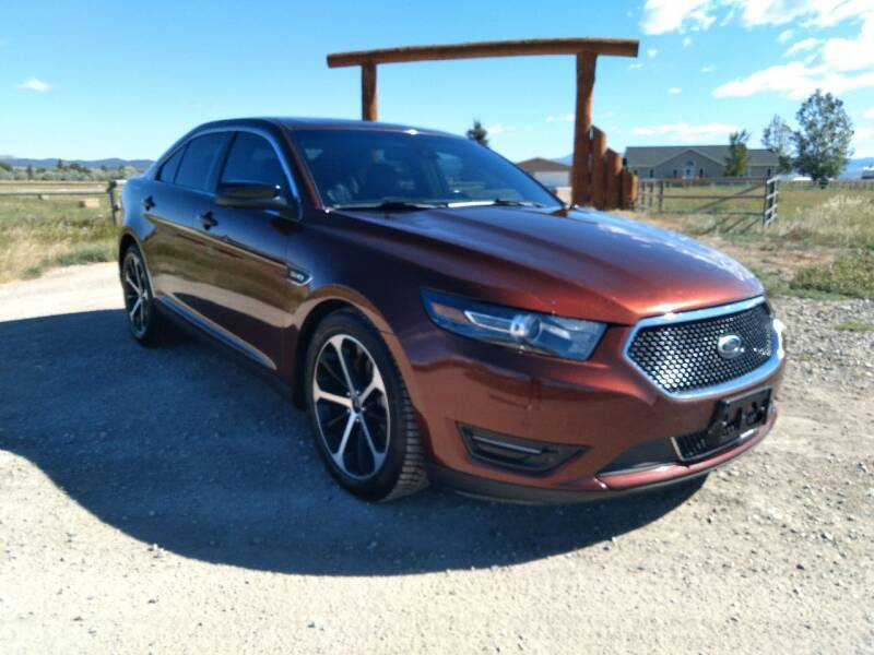 2015 Ford Taurus for sale at Kevs Auto Sales in Helena MT