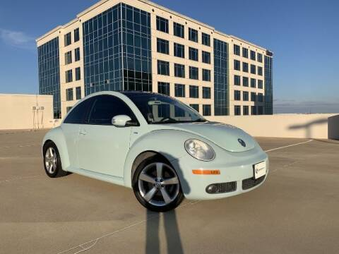 2010 Volkswagen New Beetle for sale at SIGNATURE Sales & Consignment in Austin TX