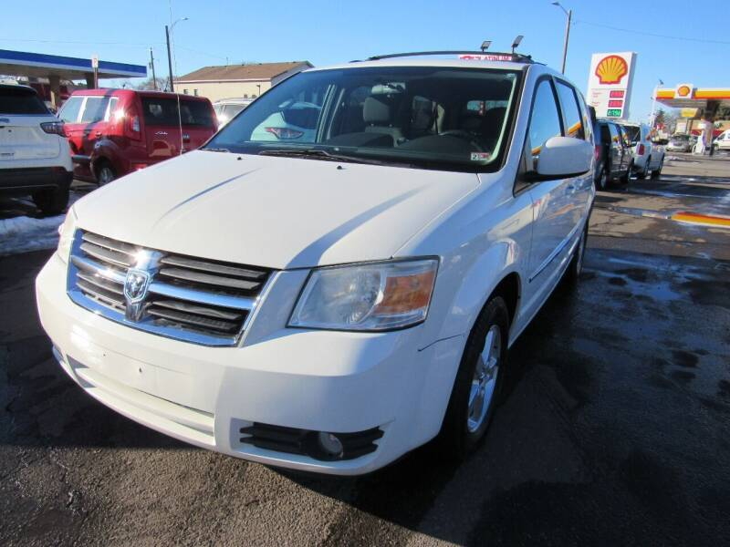 2010 Dodge Grand Caravan for sale at PLATINUM AUTO SALES in Dearborn MI