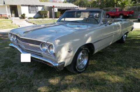 1965 Chevrolet Malibu for sale at Haggle Me Classics in Hobart IN