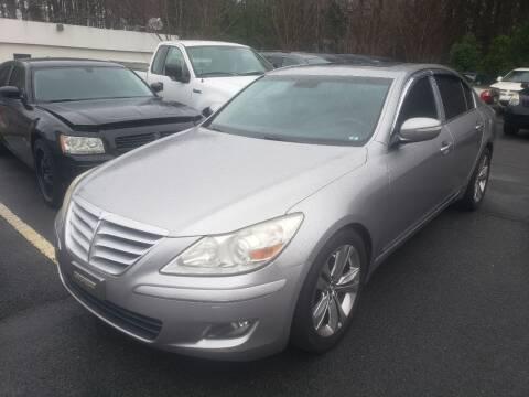 2009 Hyundai Genesis for sale at Credit Cars LLC in Lawrenceville GA
