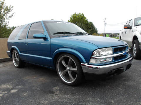 2000 Chevrolet Blazer for sale at TAPP MOTORS INC in Owensboro KY