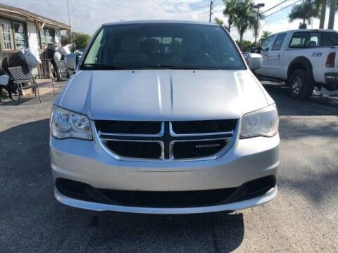 2012 Dodge Grand Caravan for sale at Denny's Auto Sales in Fort Myers FL