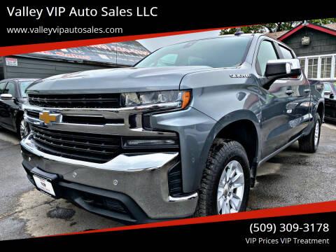 2019 Chevrolet Silverado 1500 for sale at Valley VIP Auto Sales LLC in Spokane Valley WA