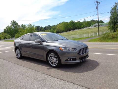 2014 Ford Fusion for sale at Car Depot Auto Sales Inc in Seymour TN