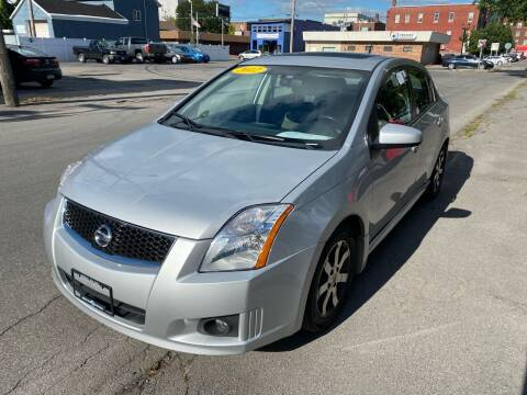 2012 Nissan Sentra for sale at Midtown Autoworld LLC in Herkimer NY
