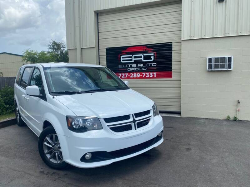 2014 Dodge Grand Caravan for sale at Elite Auto Group LLC in Pinellas Park FL