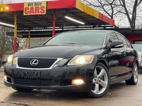 2008 Lexus GS 350 for sale at Cash Car Outlet in Mckinney TX