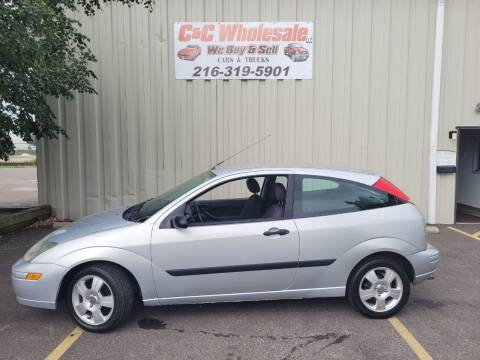 2003 Ford Focus for sale at C & C Wholesale in Cleveland OH