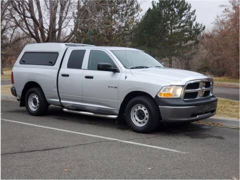 2010 Dodge Ram Pickup 1500 for sale at Elite 1 Auto Sales in Kennewick WA