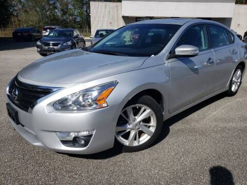 2015 Nissan Altima for sale at Capital City Imports in Tallahassee FL