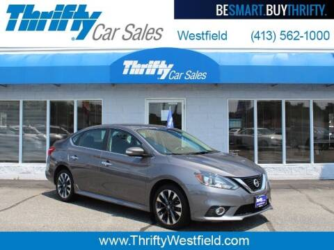 2016 Nissan Sentra for sale at Thrifty Car Sales Westfield in Westfield MA