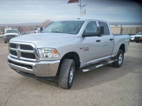 2016 RAM Ram Pickup 2500 for sale at Samcar Inc. in Albuquerque NM