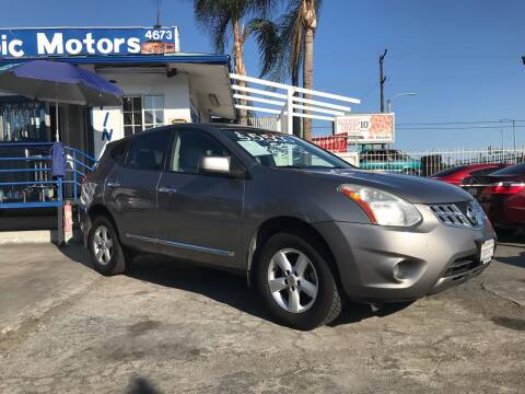 2013 Nissan Rogue for sale at Olympic Motors in Los Angeles CA