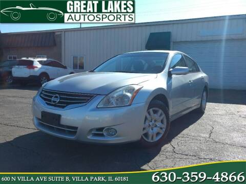2012 Nissan Altima for sale at Great Lakes AutoSports in Villa Park IL