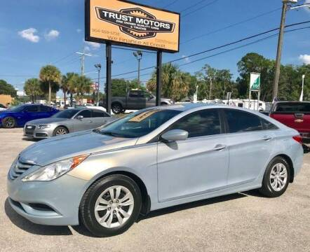 2011 Hyundai Sonata for sale at Trust Motors in Jacksonville FL