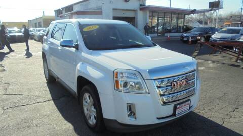2013 GMC Terrain for sale at Absolute Motors 2 in Hammond IN