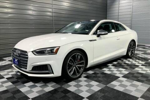 2018 Audi S5 for sale at TRUST AUTO in Sykesville MD