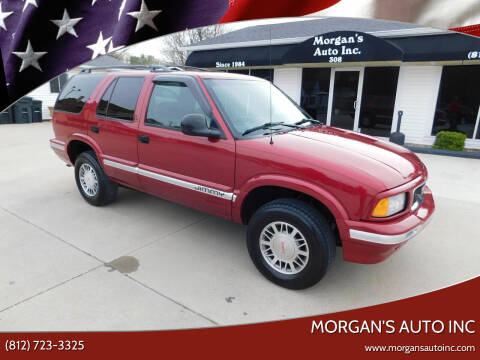 1995 GMC Jimmy for sale at Morgan's Auto Inc in Paoli IN