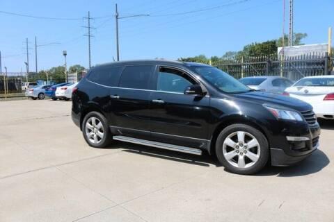 2016 Chevrolet Traverse for sale at F & M AUTO SALES in Detroit MI