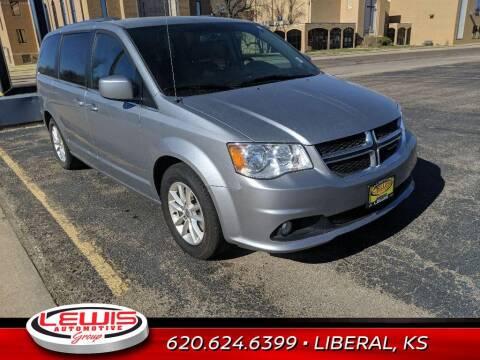 2018 Dodge Grand Caravan for sale at Lewis Chevrolet Buick Cadillac of Liberal in Liberal KS