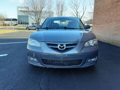 2007 Mazda MAZDA3 for sale at Fredericksburg Auto Finance Inc. in Fredericksburg VA