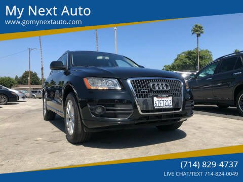 2012 Audi Q5 for sale at My Next Auto in Anaheim CA